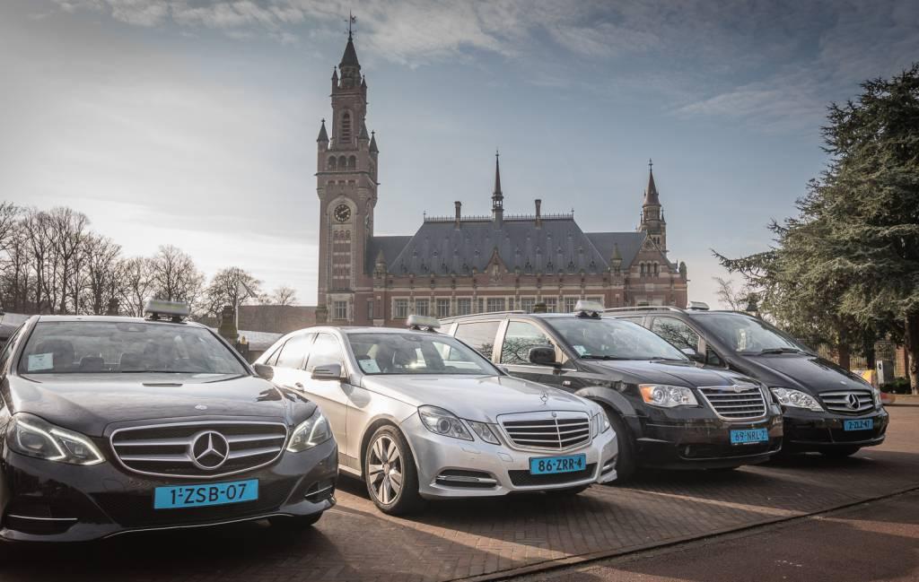 Taxi Den Haag voor al taxivervoer